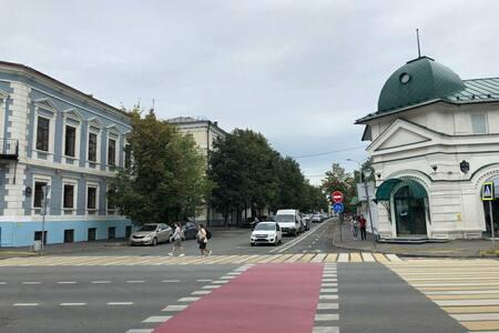 В гостях у Воробушков