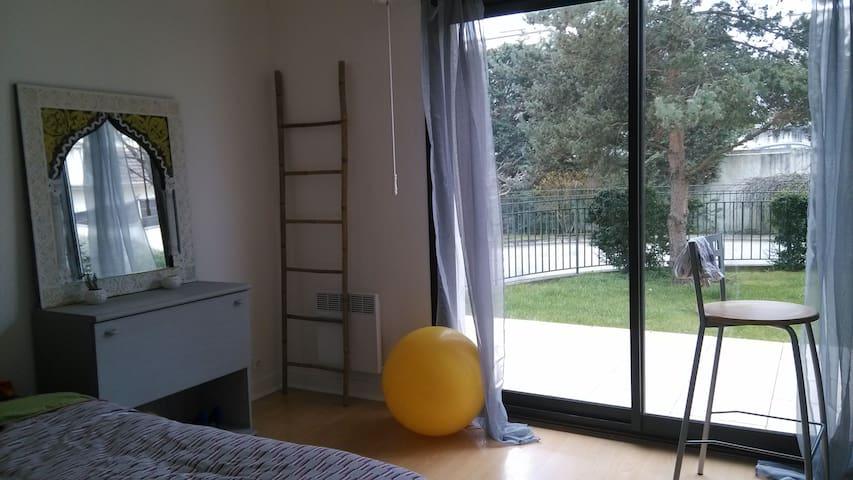 离巴黎20mins车程 - Maisons-Laffitte - Appartement