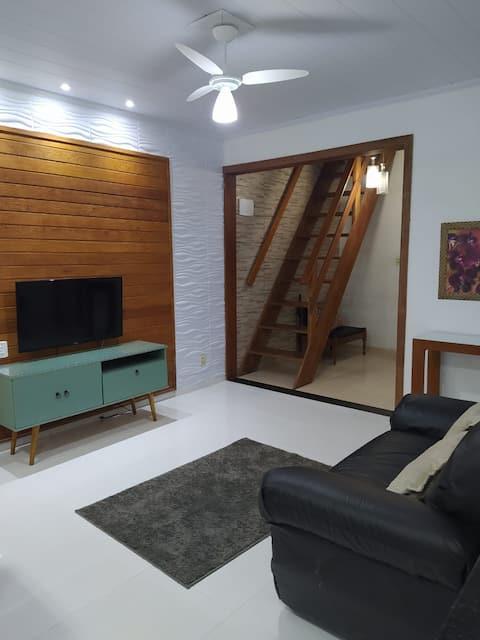Casa Donana na Barra do Jucu