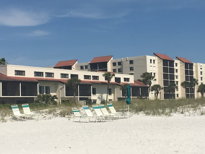 Longboat Key Home on the Beach