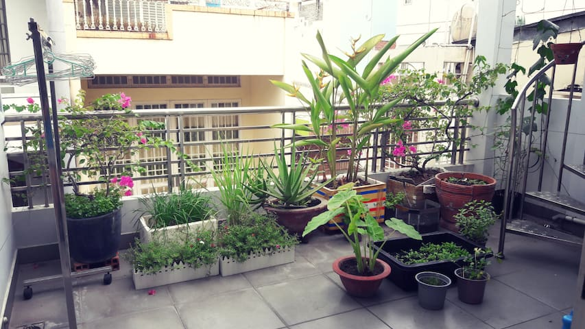 Cosy house - Ho Či Minovo město
