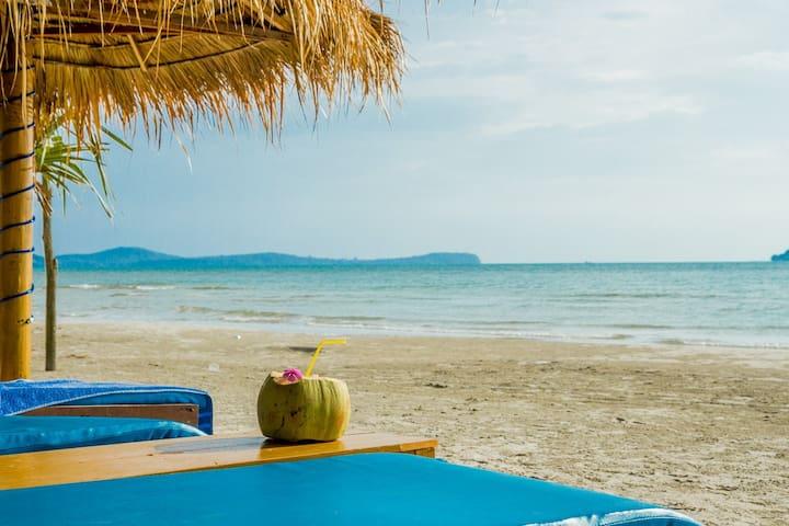 Columbus Otres Beach 1 - Krong Preah Sihanouk - Bungalow