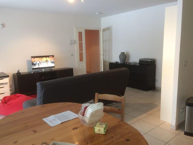 T2 avec Jardin au calme Grenoble - La Tronche - Apartment