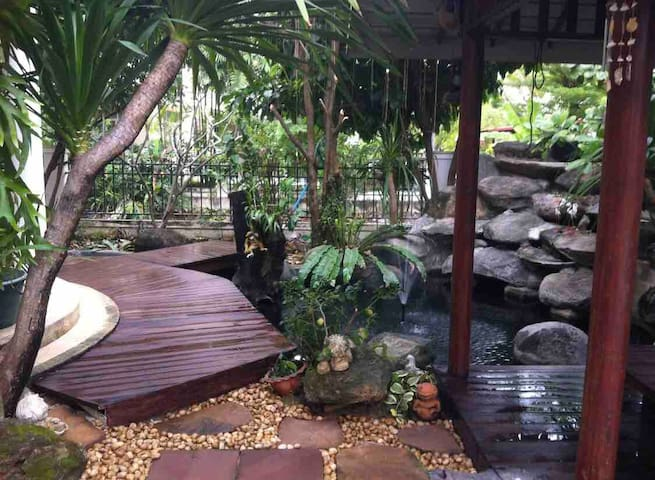 BKK House&Home  near by Central Rama2, Safety Zone