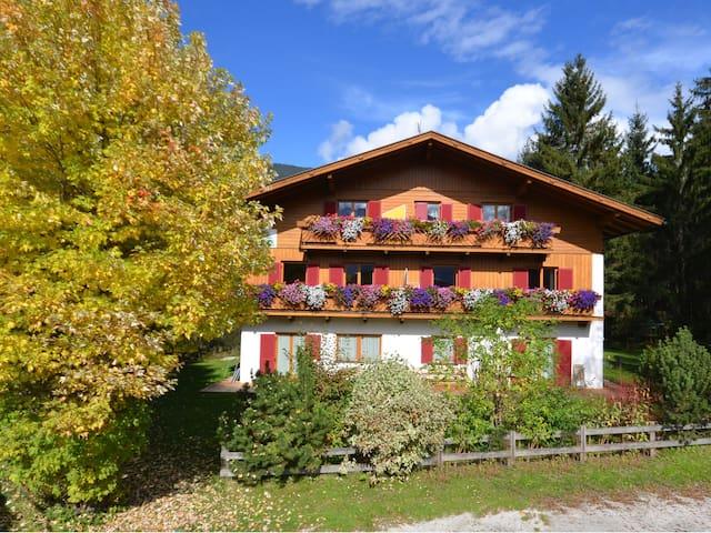 Liebevoll eingerichtetes Appartement in Residence - Rasen-Antholz