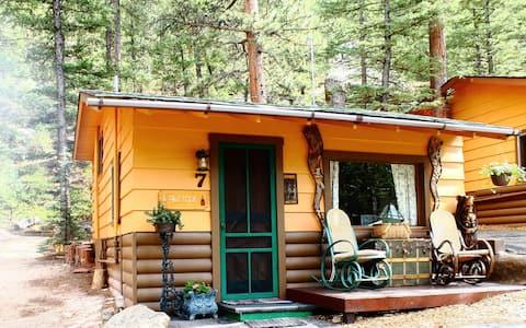 The Antique Cabin @ Pine Haven Resort