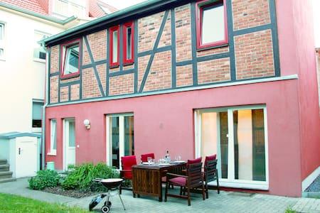 Kleines Fachwerkhaus im Herzen der Innenstadt