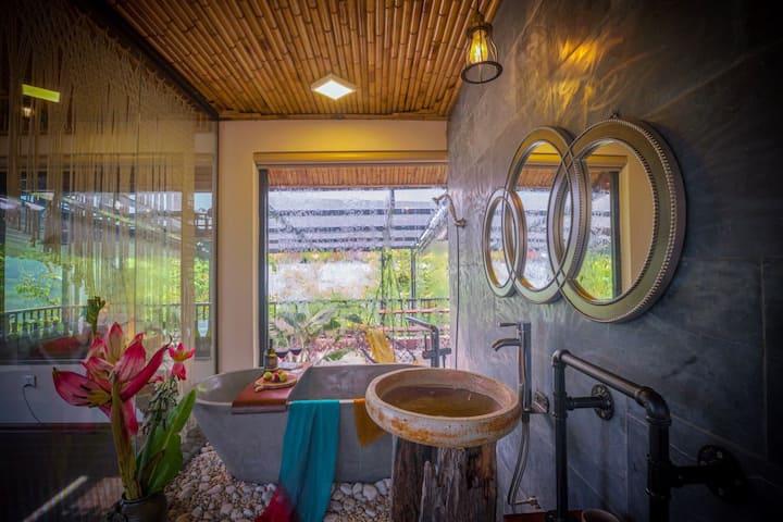 Villa Ban Xoi Valley - BHomestay Ba Vi - 3BRs