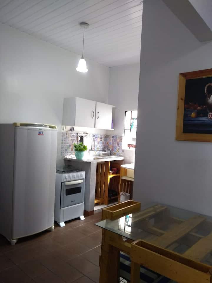 Apartamento Peq e Aconchegante 2