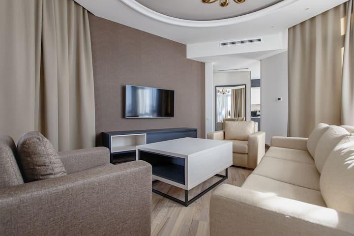 Hilltop Aparthotel Yerevan, 113