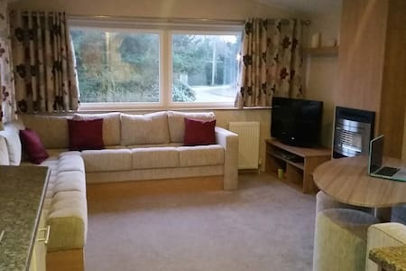 New holiday home in 5 star park - Milford on Sea