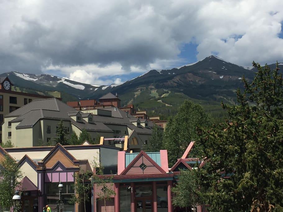 Great location walk anywhere condo condomini in for Affitto cabina breckenridge co