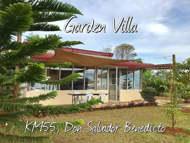 Garden Villa Don Salvador KM55 Compound