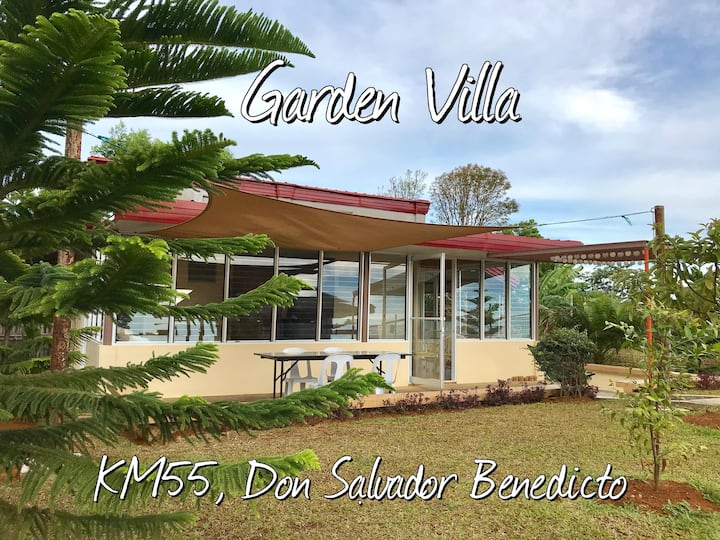Garden Villa Don Salvador KM55 Compound