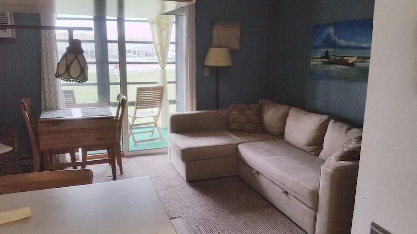 Inviting condo in centrally located