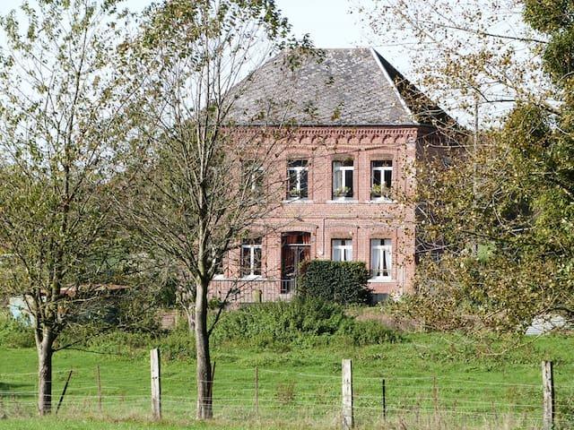 Gîte du Pré Toban - Buironfosse - บ้าน