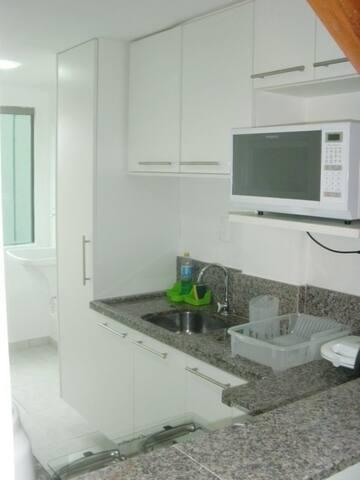Flat na praia do Cupe - Porto de Galinhas - Ipojuca - Serviced apartment