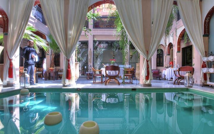 Riad ANIKA Marrakech Médina - Riad Room