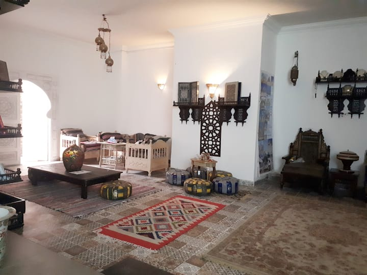 Arabian Nights Pyramids Guesthouse 2