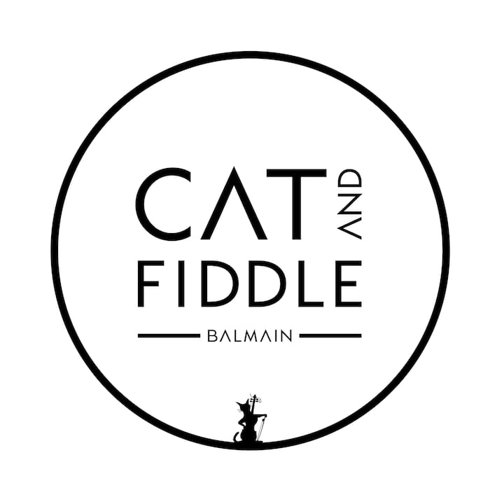 Cat and Fiddle Balmain Library Room