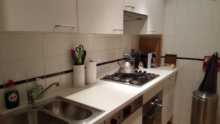 Apartment studio Amsterdam