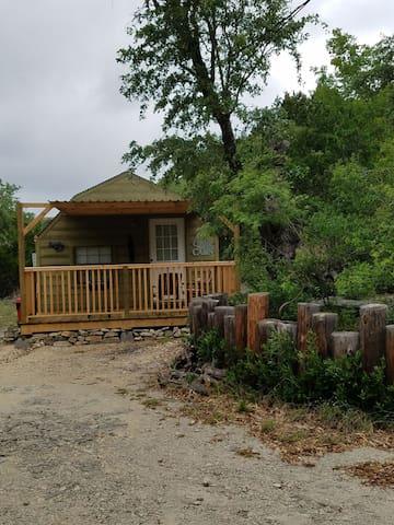 Cabin at Canyon Lake