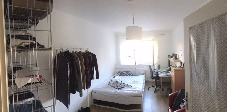 Furnished room in the heart of Mannheim