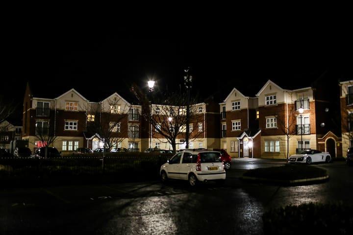 Alexandra House - Sunderland - Lägenhet
