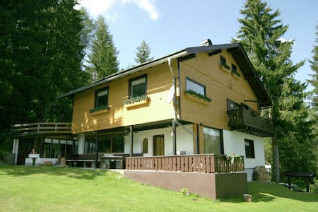 Private Chalet with Sauna in Afritz am See Carinthia