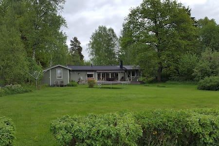 Green Cottage med urskön utsikt över Sundsta Golf - Norrtälje V