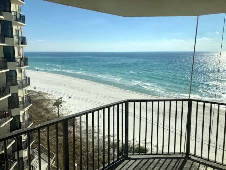 Amazing Gulf front Sunbird Beach Condo! SAVE BIG
