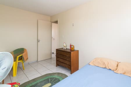 Good location in Olinda! Sunny and ventilated room - Wohnung