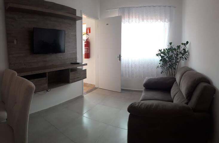 Apartamento - Indaiá I, apto. 22