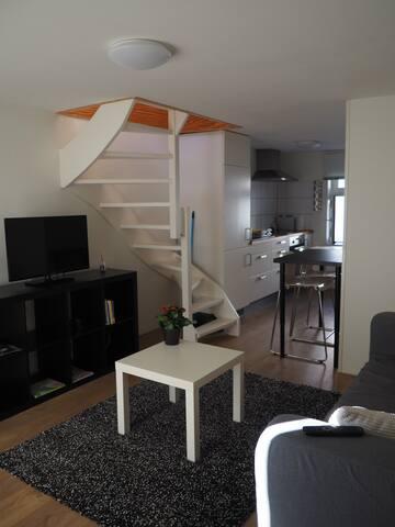 Appartement voor 2 personen in hartje Maastricht!
