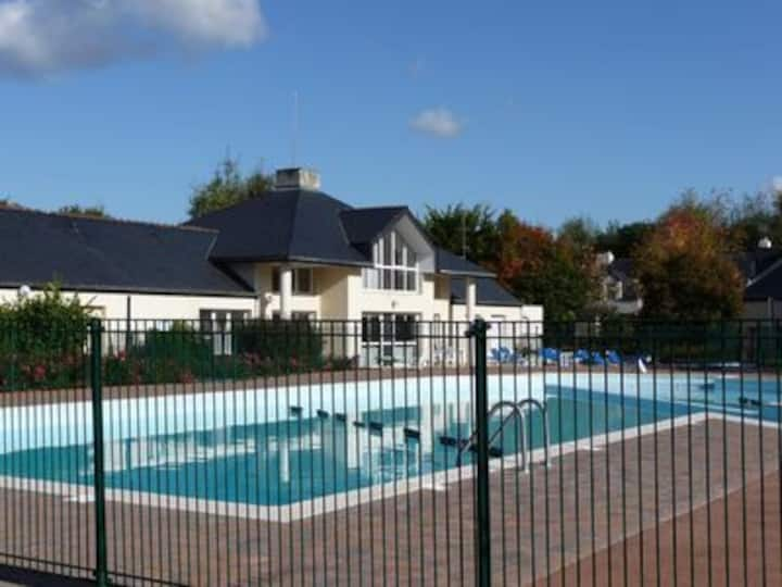 Loue cottage Golf de Saint Laurent à Ploemel (56)