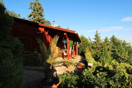 Hilltop Hideout - Dream Log Cabin in Szentendre
