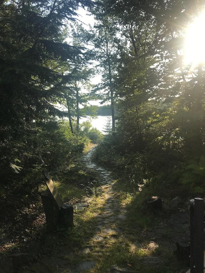 Hidden Oasis (Lake Front)