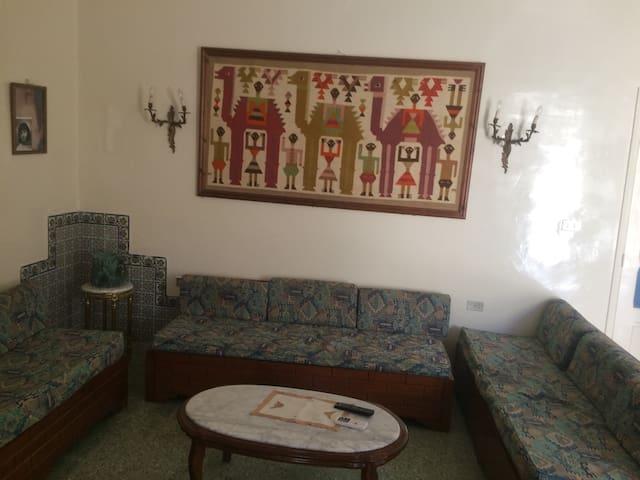 Belle maison au coeur de nabeul - Bir challouf - Rumah