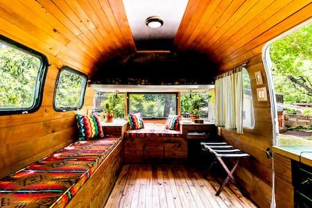 Vintage Airstream Near Deep Ellum & Fair Park