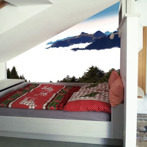 Wellness Studio Apart. in the Alps - Oberaudorf - Leilighet