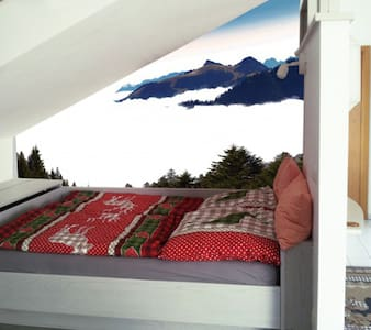 Wellness Studio Apart. in the Alps - Oberaudorf