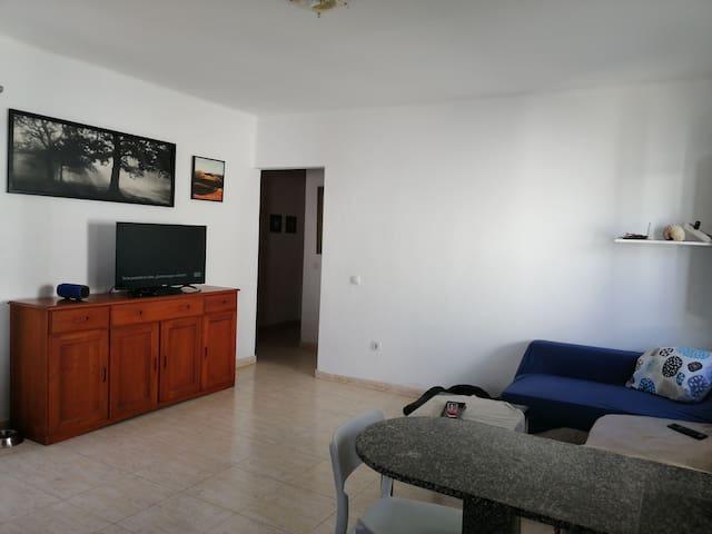 Habitación privada frente al mar. 2 camas