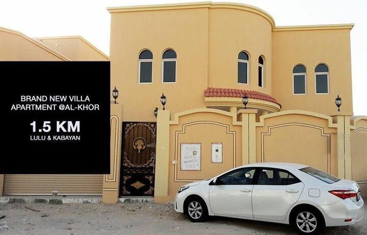 Villa portion