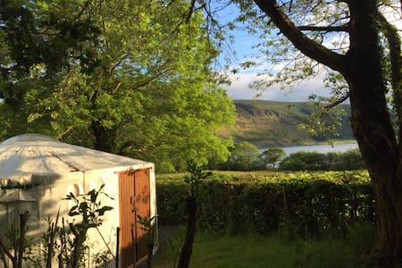 Yurt Ennerdale Water, Lake District - Yurt