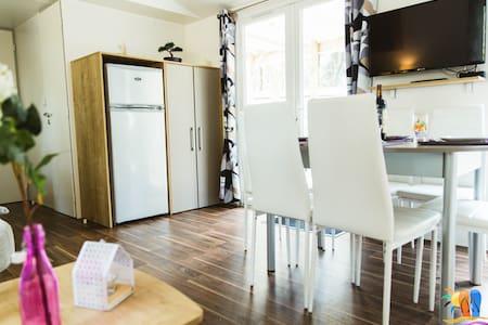 Mobil home 40 m², 3 chambres, 2 SDB - Saint-Brevin-les-Pins