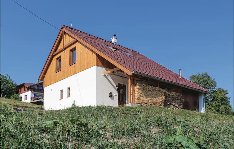 Holiday apartment with 2 bedrooms on 70m² in Jablonec nad Jizerou