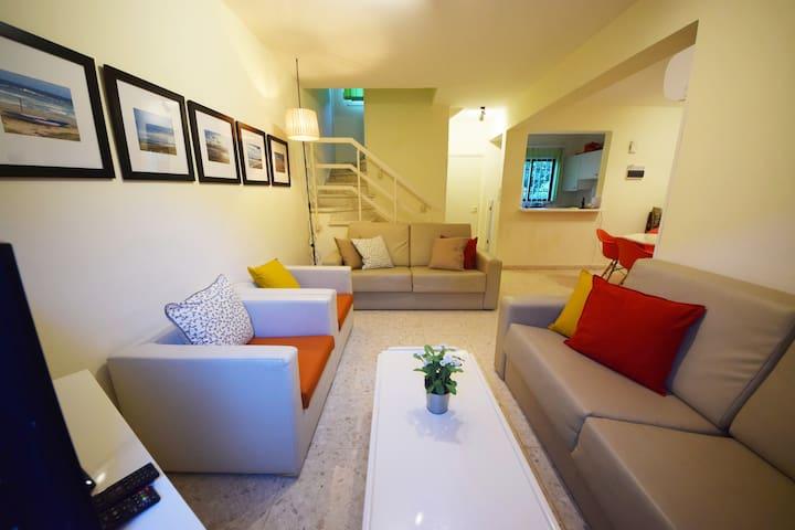 Christos beach house