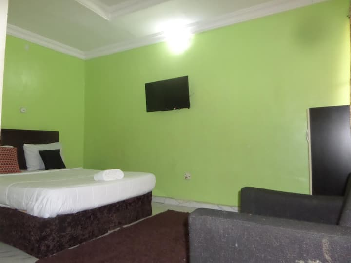 Ikeja Transit Hotel Iyala - Executive Room