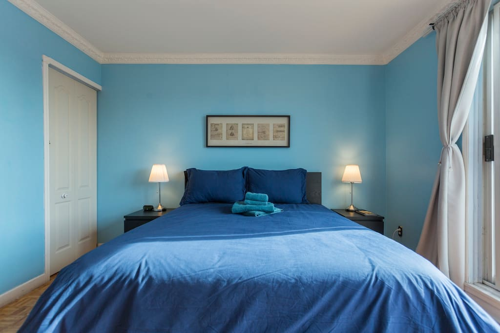 Quiet and Peaceful Bedroom