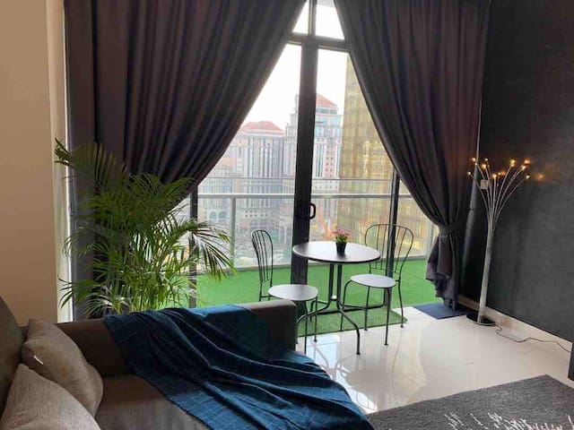 Cozy Stay at Eryna's Residence in the heart of KL